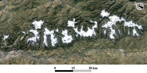 1 Cordillera Blanca