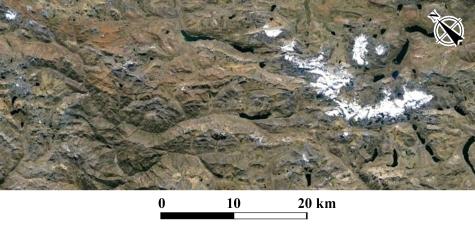 6. Cordillera la Corte y Pariaqaqa