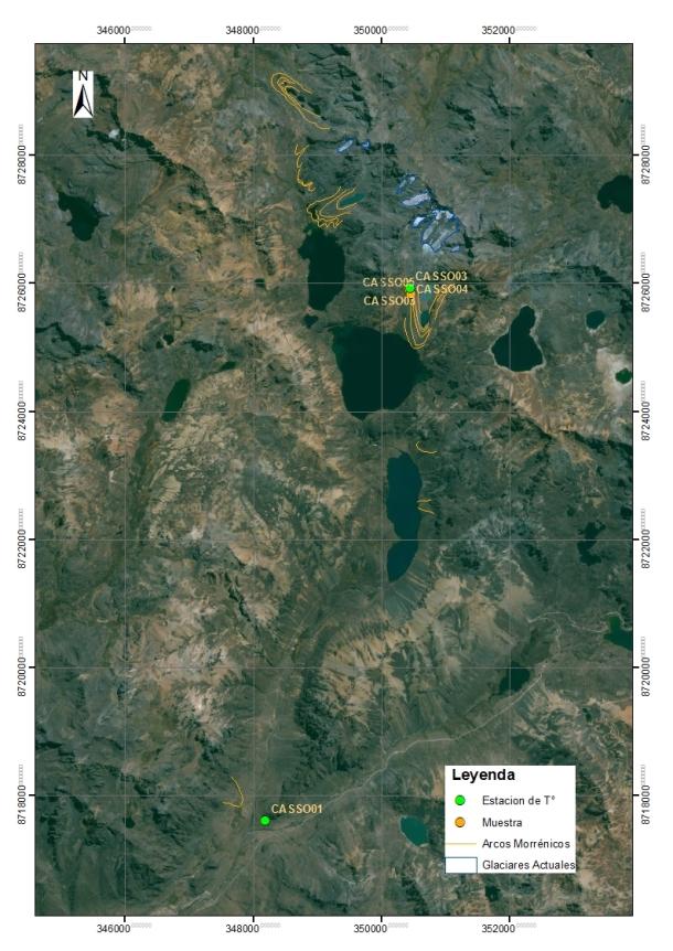 Mapa Chaspe general