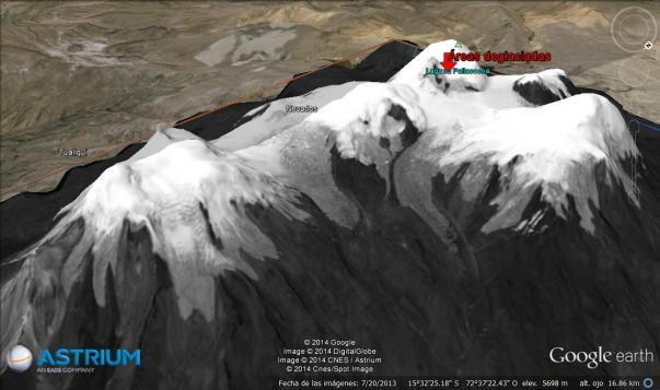 Deglaciación Coropuna 23-11-14 ok