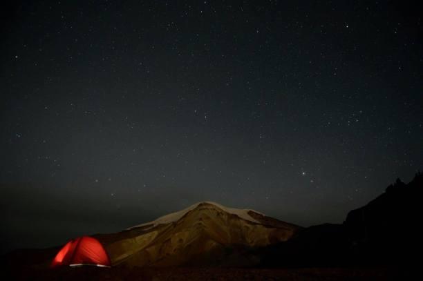 Foto nocturna Kenji Permafrost 2014
